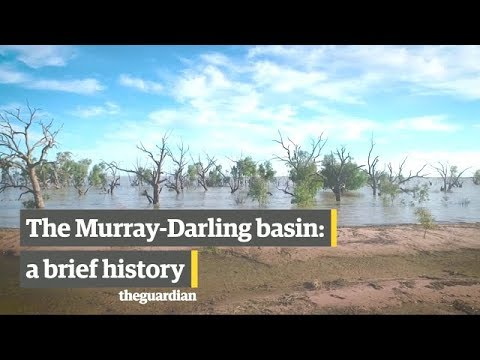 The Murray Darling basin a brief history