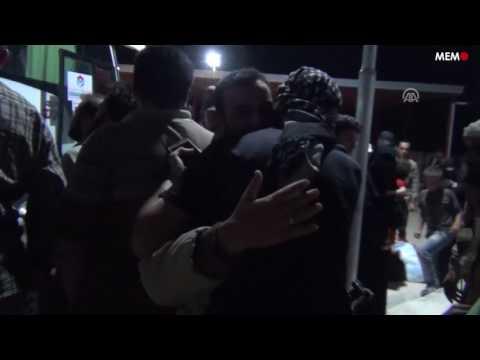 5 Hezbollah members return to Lebanon following prisoner exchange deal