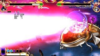 女苑&紫苑ストーリーモードOverdriveのリプレイです このストーリーもO...