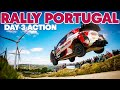 Rally Portugal: Massive Jumps Top A Thrilling Day 3   WRC 2021