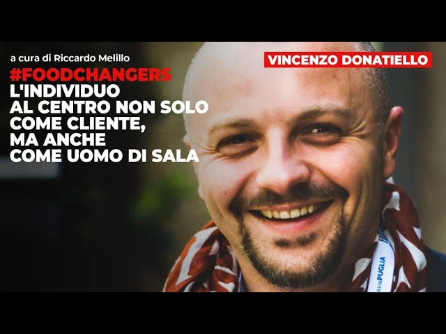 Le Interviste di Foodexp 2019 - Vincenzo Donatiello