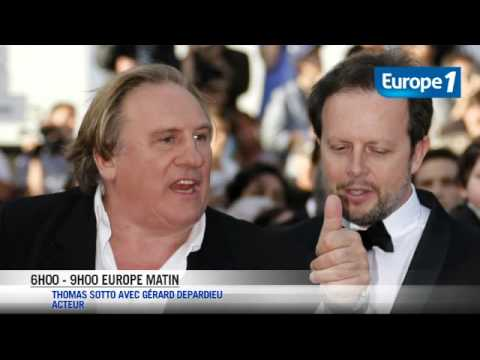 """Depardieu : """"Tu veux que je descende à Europe 1 ?"""""""