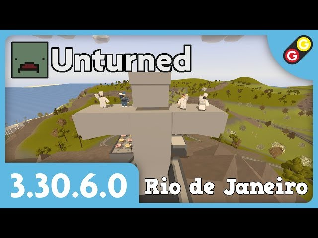 Unturned - Update 3.30.6.0 Rio de Janeiro [FR]