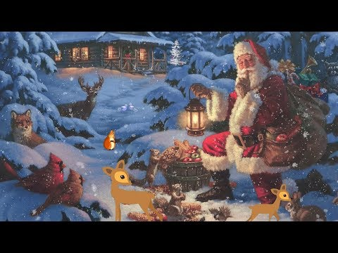Christmas music, Peaceful music