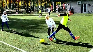 ⚽ ГОЛЫ ФИНТЫ И АССИСТЫ. ДУПЛИЙ ДАНИИЛ, 9 ЛЕТ⚽ GOALS, SKILLS AND ASSISTS. DUPLII DANIIL, 9YEARS