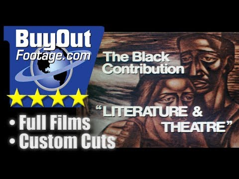 Black History - African American Literature And Theatre | Archive 1970s Harlem