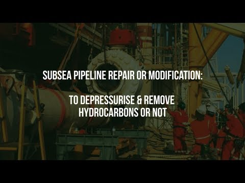 Subsea Pipeline Repair and Modification - To Depressurise and Remove Hydrocarbons or Not?