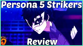 Review: Persona 5 Strikers (Reviewed on PS4/Switch, also on PC) (Video Game Video Review)