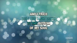 Nothing in the style of A Chorus Line (Movie Version) | Karaoke with Lyrics