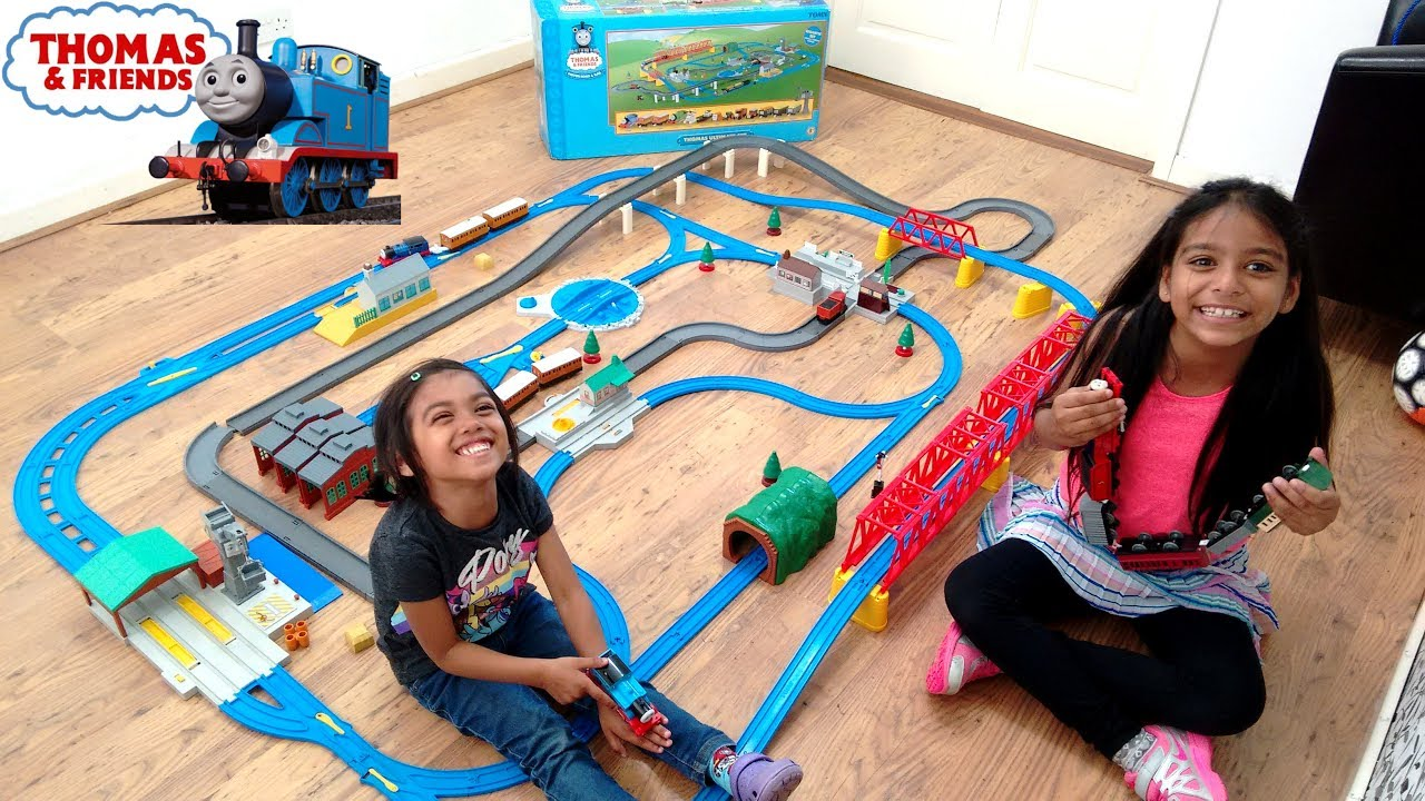 Thomas And Friends Ultimate Train Tomy Trackmaster Giant