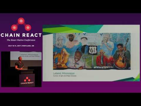 Chain React 2017: JavaScript Futurism by Nader Dabit