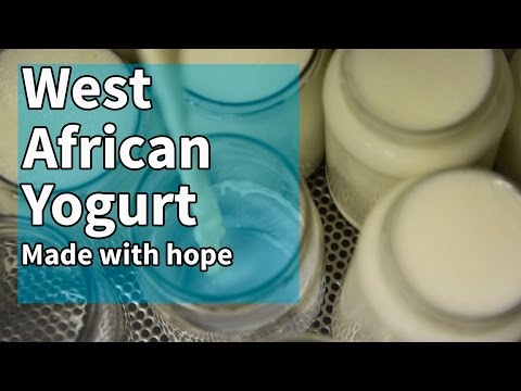 This yogurt is made with the hope and resilience of migrants | The World on YouTube