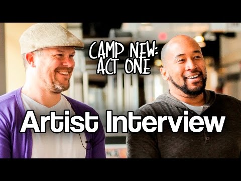 Arch Nemesiz Artist Interview - Gabe Patillo & Dave Wyatt - Camp New: Act One