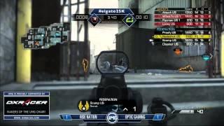Optic Gaming vs Rise Nation Game 3 UMG Nashville 2014  Losers Bracket