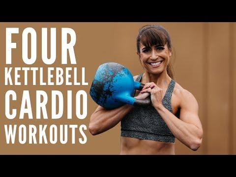 4 Kettlebell Cardio Workouts