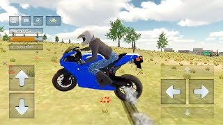 Offroad Super High Speed Motocross Bike Driving Game    Bike Games    3D Bike Android Gameplay