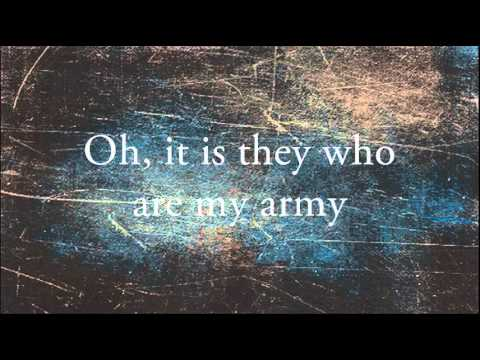 The Maccabees - Wall of Arms (Lyrics)