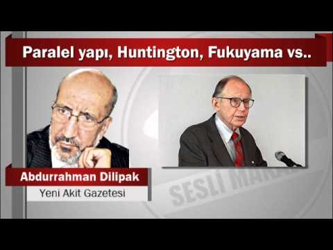 Mearshimer fukuyama and huntington