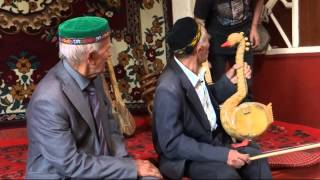 Rubab (1/2) - History, technic of creating and some great sound of musical instrument