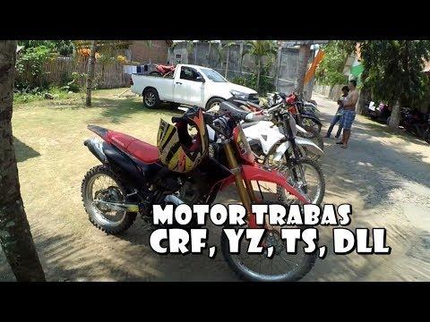 REVIEW MOTOR TRABAS  ANAK MOTOR GAMPANG DAPET TEMEN BARU