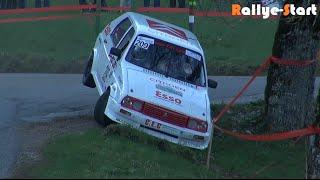 Rallye du Mont-Blanc Historique 2015 [HD] - Rallye-Start