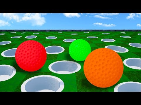 WHICH HOLE = VICTORY? (Golf It)