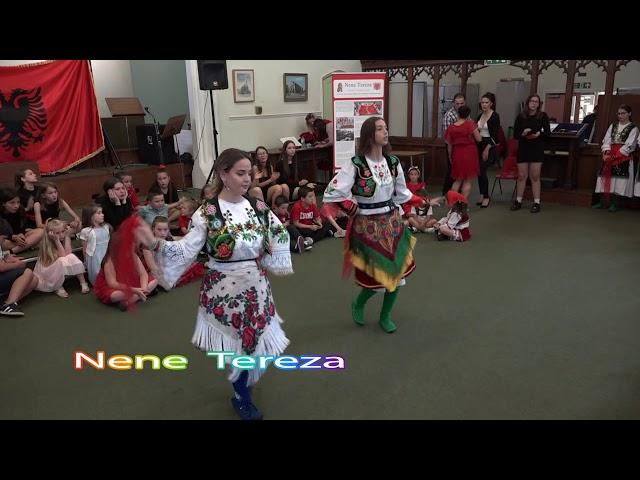 Valle Tropoje    - Luajtur nga Grupi Folklorik Nene Tereza dt. 6 . 7 . 2019