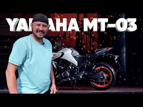 Yamaha MT-03 - МОТОБТД