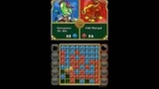 Neopets Puzzle Adventure Nintendo DS Gameplay -