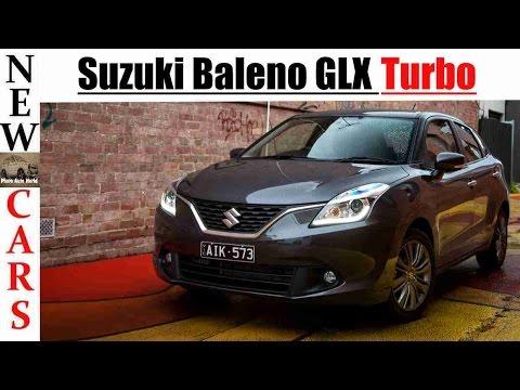New Suzuki Baleno GLX Turbo 2017