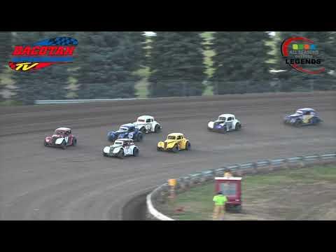 Dacotah Speedway   INEX Legends   8-9-19