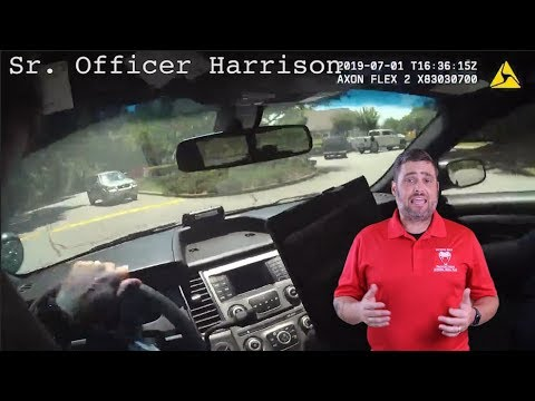 Athens GA Officers Give Man Every Chance Imaginable
