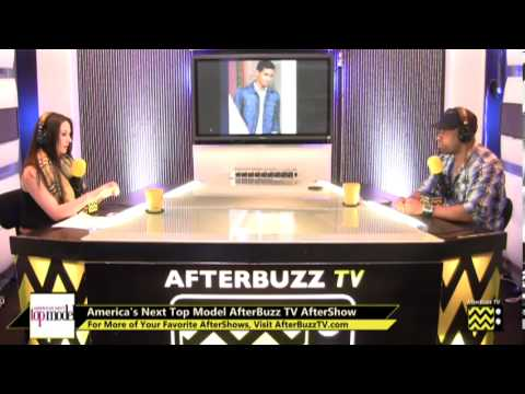 "America's Next Top Model After Show Season 20 Episode 15 ""Finale Part 1"" 