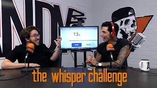 """The Andy Show TV Minisode #10: """"The Whisper Challenge"""""""