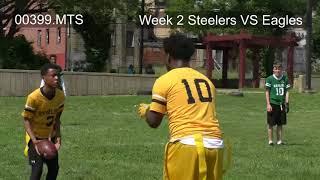 Week 2 Steelers VS Eagles: 1012 Sports Football 2018