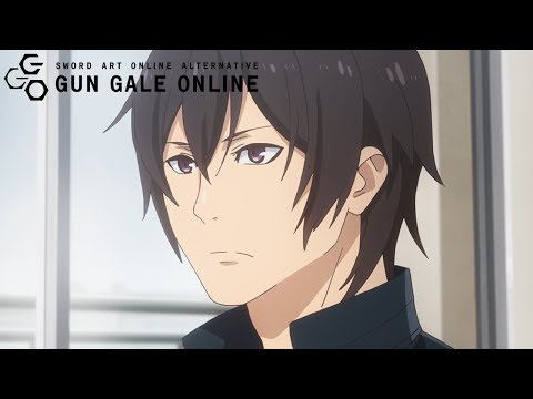 M IRL | Sword Art Online Alternative: Gun Gale Online