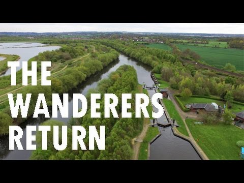 The Return Narrowboat Journey on the Leeds & Liverpool Canal - Part Two