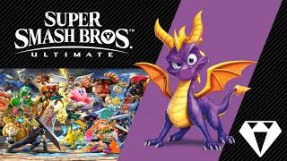 Music that could play in potential Spyro DLC Stage for Super Smash Bros. Ultimate