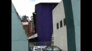 Jefferson Perez Stadium, Cuenca, Ecuador 1