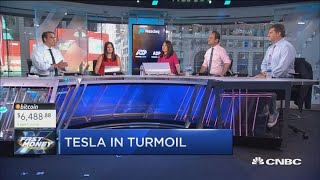Tesla's in turmoil, is the game over for Elon Musk?