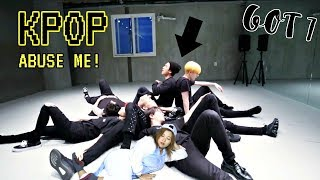 [EP. 4] KPOP Abuses Me ft. GOT7 - YOU ARE!