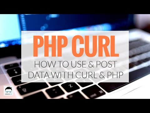 PHP cURL Tutorial and Example - YouTube