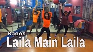 Laila Main Laila | Raees | Desire Dance & Fitness Academy