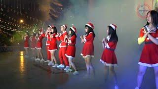 Văn nghệ Mừng Chúa Giáng Sinh ngày 25.12.2018 do Thiếu nhi GX Tân hà biểu diễn.