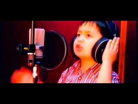 Dari Persian song 4 years old boy singing amazing in Dari Persian ...