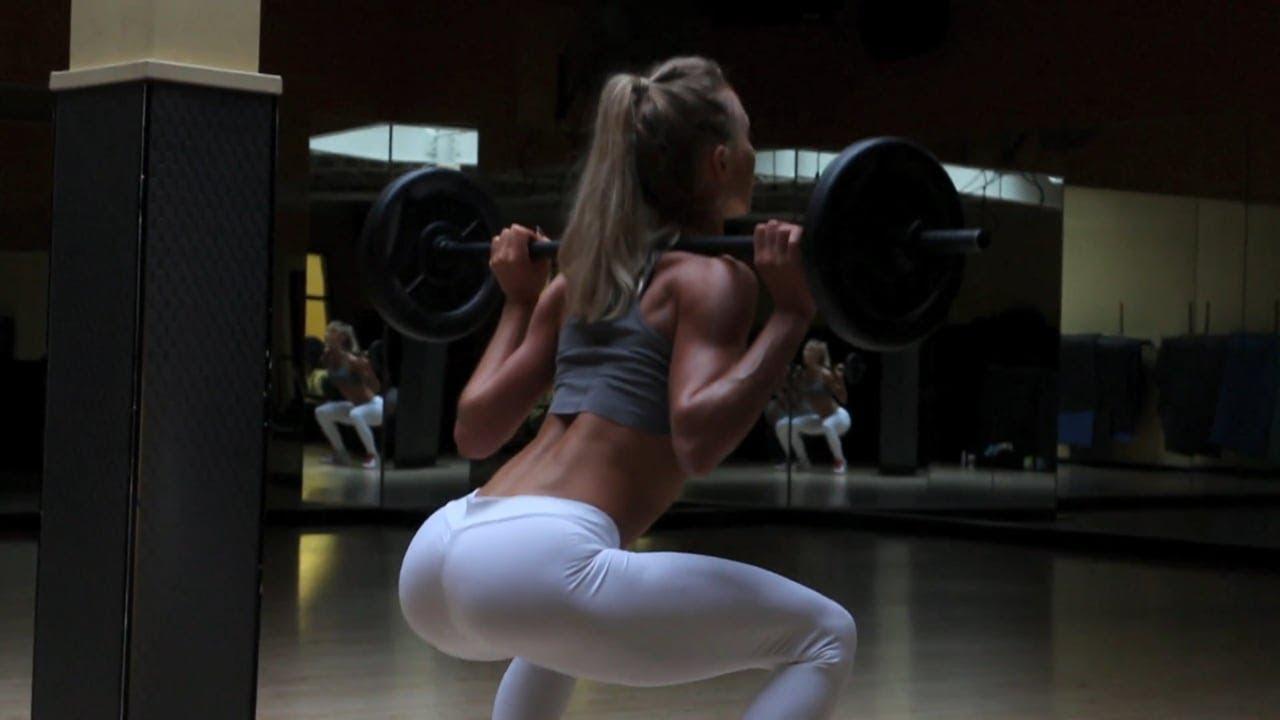RACHEL SCHEER - Fitness Model. USA.