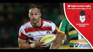 Meakes looking for Gloucester to make the most of home comforts against Sale | Rugby Video Highlight