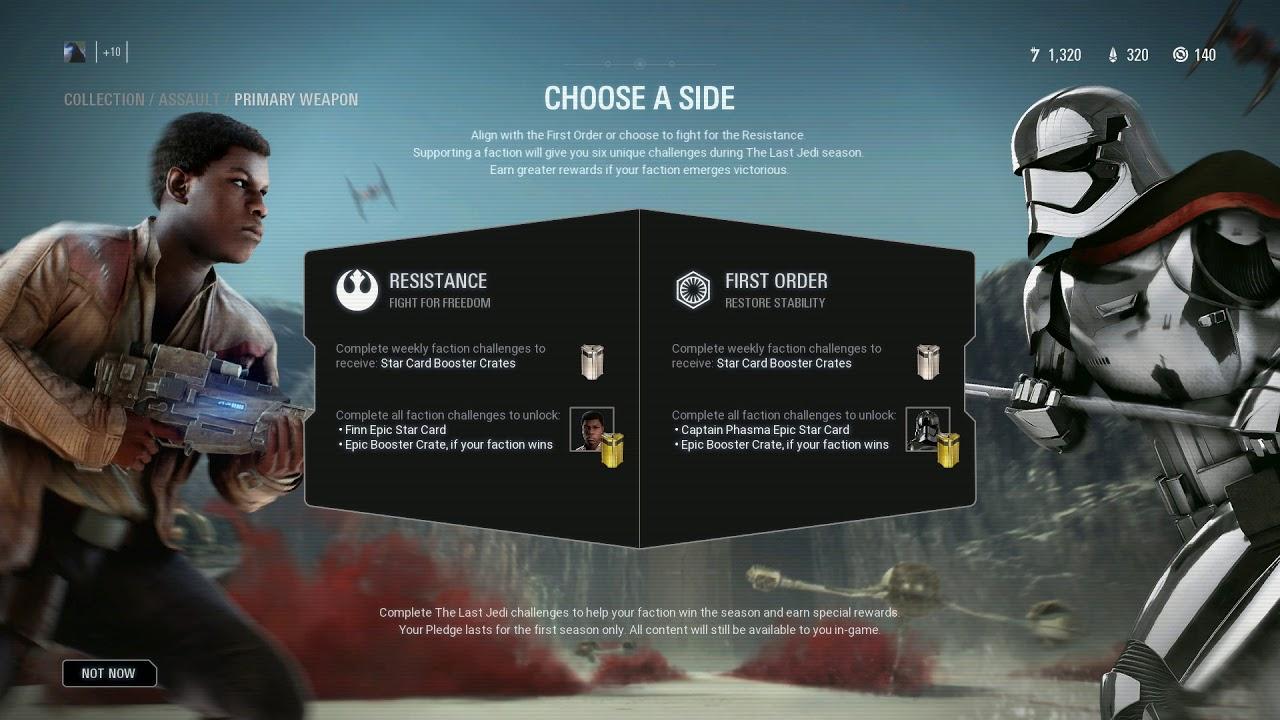 Star Wars Battlefront I, II, III: Слух: в Star Wars Battlefront II появятся «контейнеры с бустерами»
