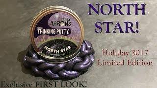 Crazy Aaron's North Star Thinking Putty