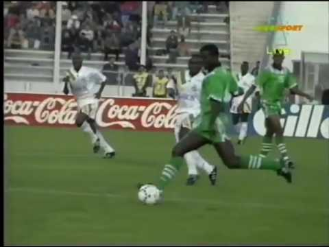 Gabon vs Nigeria - Africa Cup of Nations 1994 Group stage Matchday 1